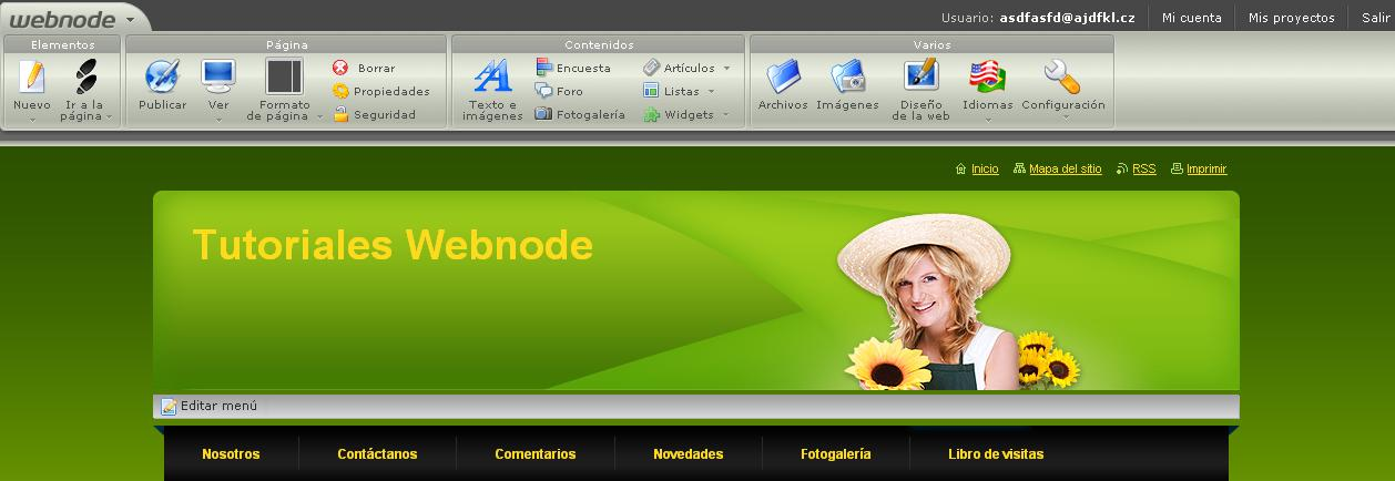 Como crear tu web 3 webnode blog webnode blog Crear website
